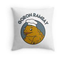 Goron Ramsay Throw Pillow