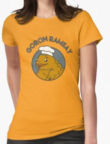Goron Ramsay Womens Fitted T-Shirt