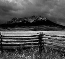 Dallas Divide Panorama by Ryan Wright