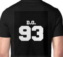 DO EXO 93 Football Design EXO-K Unisex T-Shirt