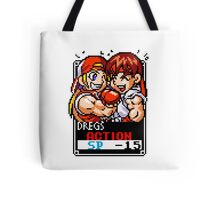 Terry and Ryu Tote Bag