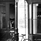 French Quarter Transportation by Lori Gagliano