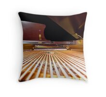 Strings to My Heart © Throw Pillow