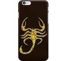 Scorpion, Scorpio, Tattoo Style iPhone Case/Skin