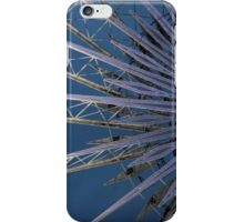 Abstract wheel iPhone Case/Skin