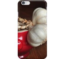 Garlic iPhone Case/Skin