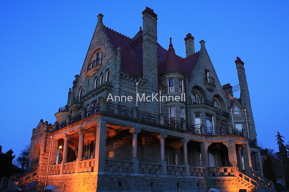 Craigdarroch Castle by Anne McKinnell