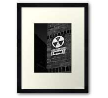 We're Ready Framed Print