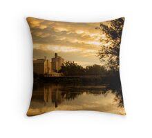 Northam Flour mill Throw Pillow