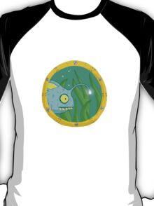 fish in porthole... T-Shirt