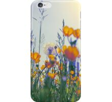 City Flowers 1 iPhone Case/Skin