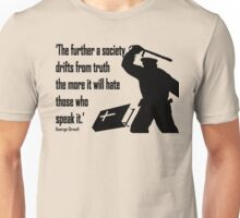 HATRED OF THE TRUTH Unisex T-Shirt