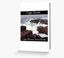 Cape North Greeting Card