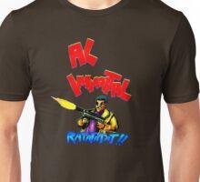Al Immortal Machine Gun Unisex T-Shirt
