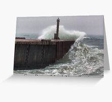 Cape Breton Island Greeting Card