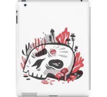 Skull Garden iPad Case/Skin