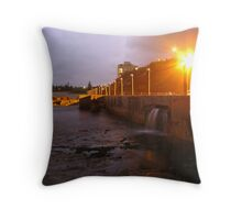 The Overflow Throw Pillow