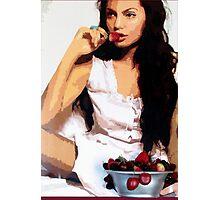 Dessert 2 Photographic Print