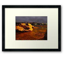 Freshwater Dusk Framed Print