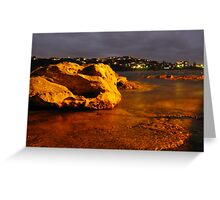 Freshwater Dusk Greeting Card
