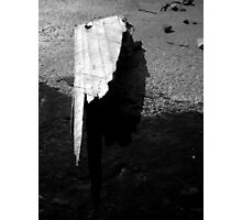 The Plank Shard Photographic Print
