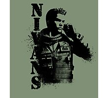 For The BSAA Photographic Print