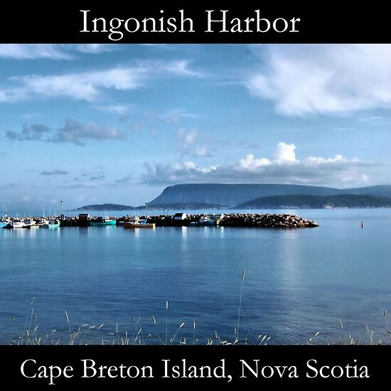 Ingonish Harbor by KardsRUs