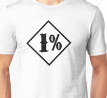 1 percenter Unisex T-Shirt