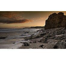 cliffs & Rocks Photographic Print
