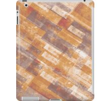 Grunge Wall - 3 iPad Case/Skin