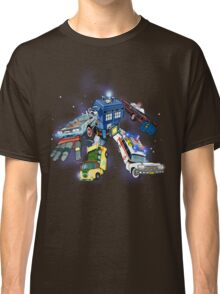 """Defender of The Nerd-verse""  Classic T-Shirt"
