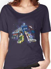 """Defender of The Nerd-verse""  Women's Relaxed Fit T-Shirt"