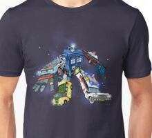 """Defender of The Nerd-verse""  Unisex T-Shirt"