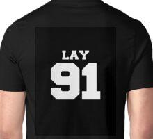Lay EXO 91 Football Design EXO-M Unisex T-Shirt