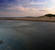 Dunes & Lagoons by Napier Thompson