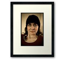 Untitled.00240P Framed Print