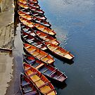 Row Row Row Your Boat by Ladymoose
