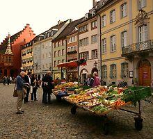Fruits of Freiburg by Corrine Symons