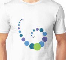 Circling Circles Unisex T-Shirt