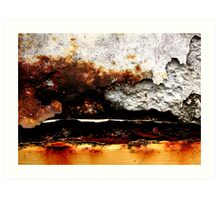Dark and Stormy Dusk Art Print