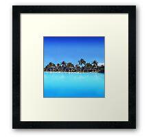 Mauritius Framed Print