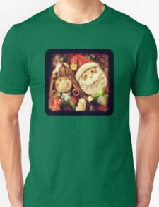 Have you been naughty or nice? Unisex T-Shirt