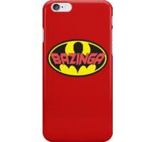 Batzinga! iPhone Case/Skin