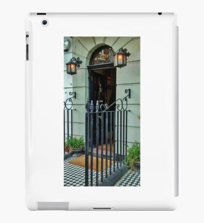 221b Baker Street iPad Case/Skin