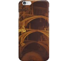 Great Hall Ceiling  iPhone Case/Skin