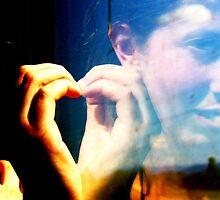 Tell me mirror....Who i am....i am Happy...Sad..? by anushka