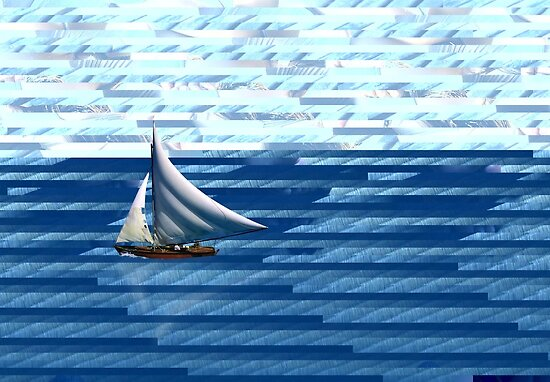 A delightful sail on the waves of the Internet by tastypaper