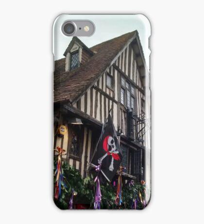 Ye Olde Pump House - Jack in the Green Festival iPhone Case/Skin