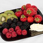 Eat Me! Summer Fruits by Phil Parkin