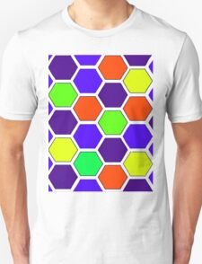 HONEYCOMB-2A Unisex T-Shirt